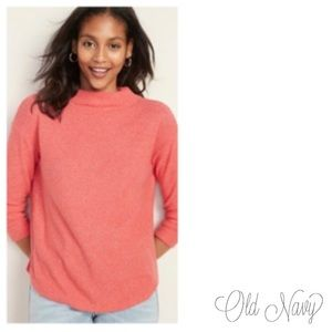 Old Navy Textured Funnel Neck Sweater-New With Tag